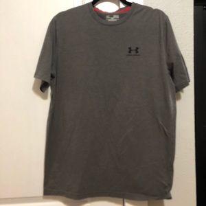 Under Armour Heat Gear Shirt - Size M